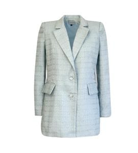 Ladies summer jacket Blue
